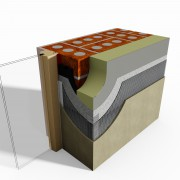 Thermo-Bead External Wall Insulation for Cold Bridging for Thermal Cocooning