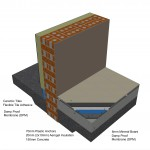 Aerogel Floor Insulation – Mineral Board Tile 2