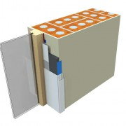 Internal Wall Insulation DIY Reveal Kit